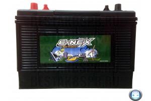 Аккумулятор лодочный E-Nex DC27MF