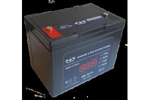 Аккумулятор WBR MB 100-12 AGM