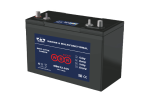 Аккумулятор WBR MBC12-105 AGM